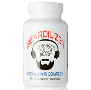 Beardilizer beard vitamin review