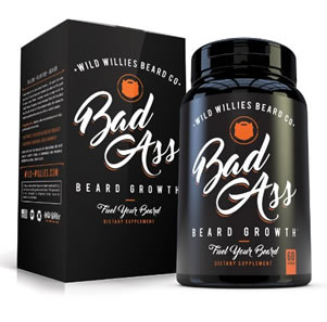 Bad Ass beard vitamin review
