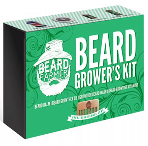 Beard Farmer Beard Grower's Kit Review