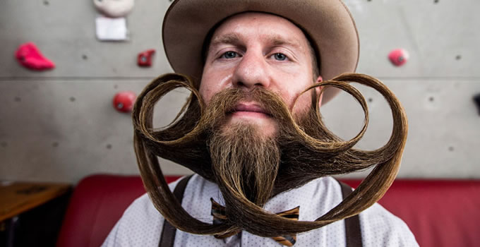 Beard and Mustache Competition