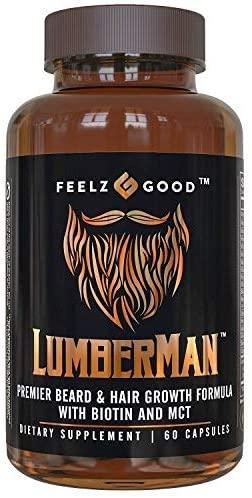lumberman, 60 capsules