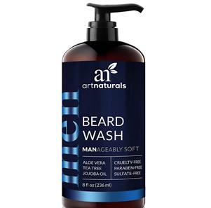 ArtNaturals Natural Beard Shampoo