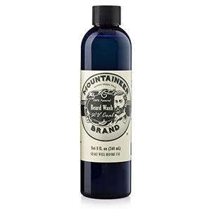 Mountaineer Brand All-Natural beard shampoo