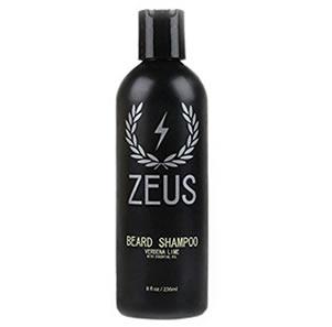 ZEUS Verbena Lime Beard Shampoo