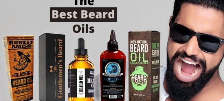 best beard oil cover