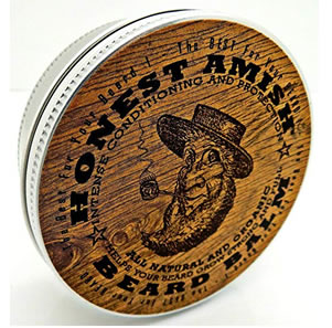 honest amish best beard balm