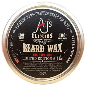 AJ's Elixirs Dark Side No.16 Beard Wax