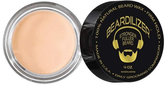Beardilizer All Natural Sandalwood Beard Wax