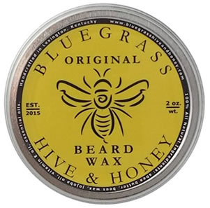 Bluegrass Hive & Honey Original Beard Wax