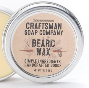 Craftsman Soap Company Beard Wax