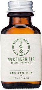 Northern Fir Beard Oil, 1oz.