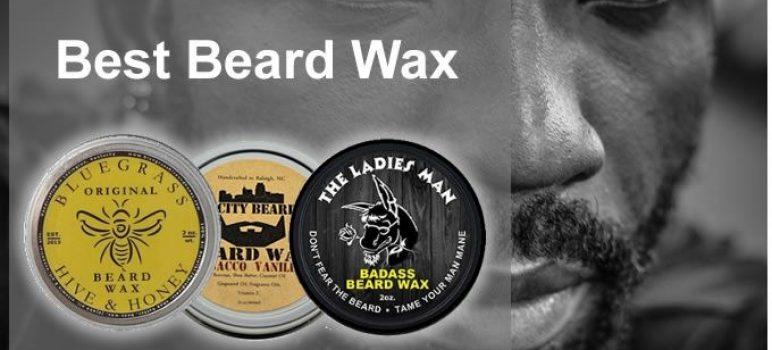 best beard wax cover photo