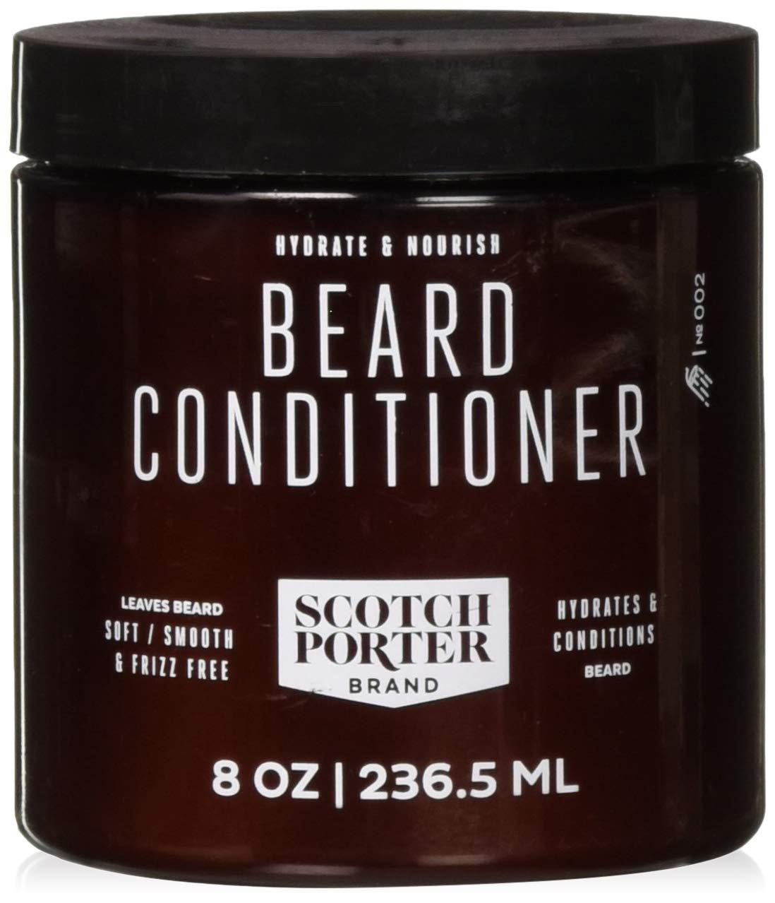 Scotch Porter beard conditioner, 8 oz.