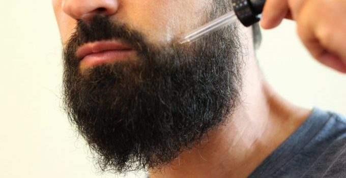 benefits of beard oil cover photo