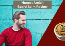 Honest Amish Beard Balm Review Cover Photo