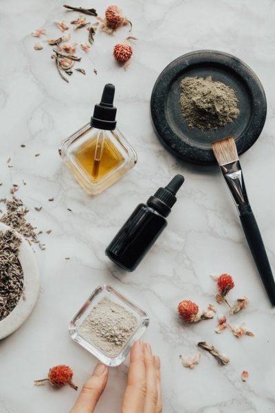 oil recipe mixing