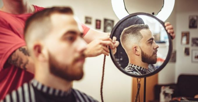 how to trim your beard cover photo